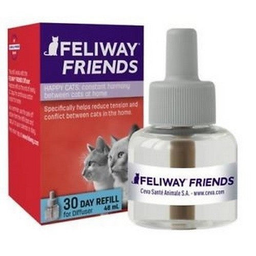 May Vary - Front - Feliway Friends Cat Pheromone Liquid 1 Month Refill Pack