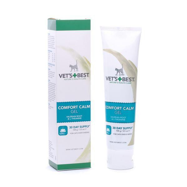 May Vary - Front - Vets Best Comfort Calm Gel Liquid For Cats