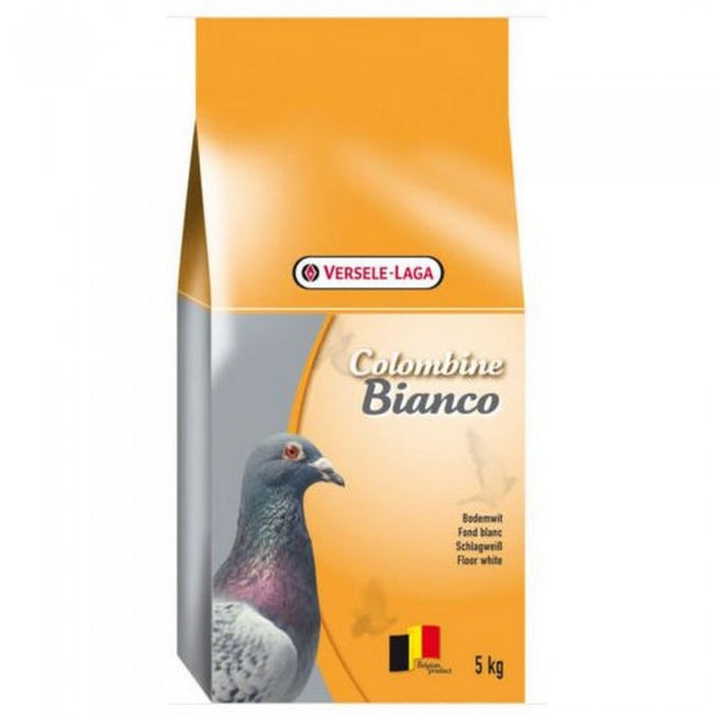 Front - Versele-Laga Colombine Bianco Parquet Nest Disinfectant Powder