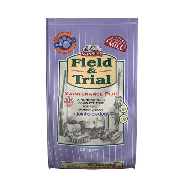 May Vary - Front - Skinners Field & Trial Maintenance Plus Dog Food