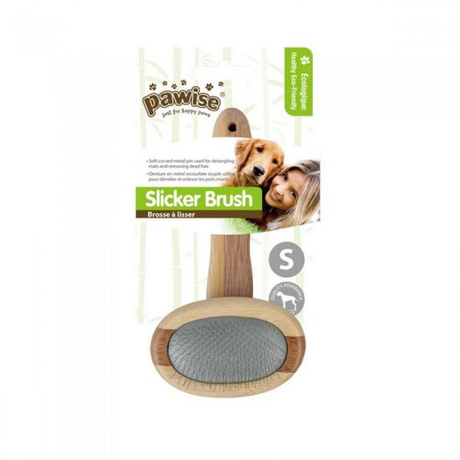 Front - Pawise Slicker Pet Brush