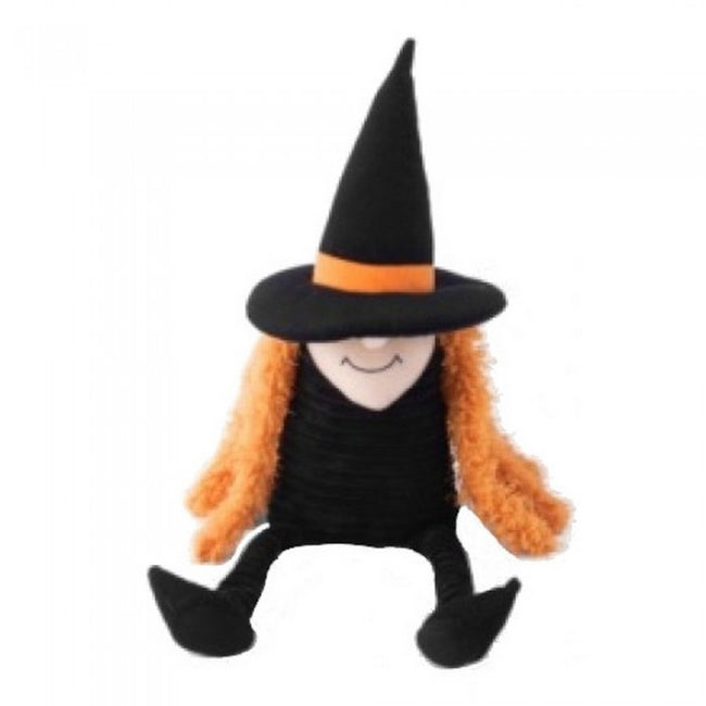 Front - Zippy Paws Witch Crinkle Dog Toy