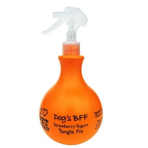 Front - Pet Head Dogs Bff Liquid Tangle Fix Spray