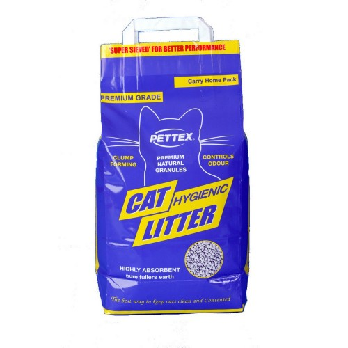 May Vary - Front - Pettex Premium Cat Litter