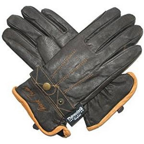 Brown - Front - Mark Todd Adults Winter Gloves With Thinsulate