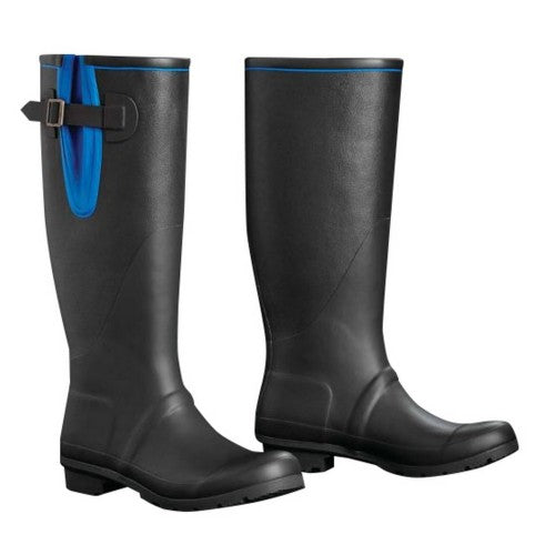 Front - Harry Hall TEX Adults Brinsworth Wellingtons