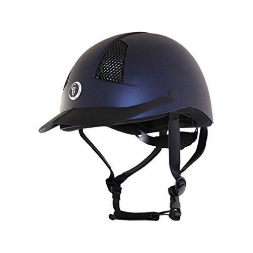 Front - Gatehouse Air Rider MK II Matt Riding Hat