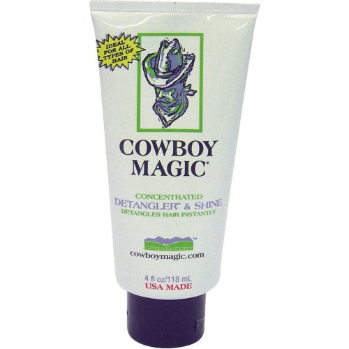 White - Front - Cowboy Magic Liquid Detangler & Shine