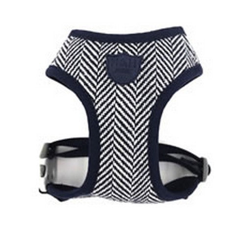 Front - Hugo & Hudson Herringbone Harness