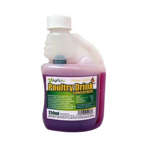 Front - Agrivite Liquid Poultry Drink