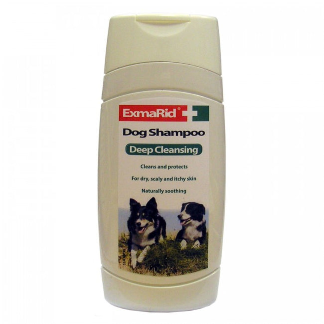 Front - ExmaRid Deep Cleansing Liquid Dog Shampoo