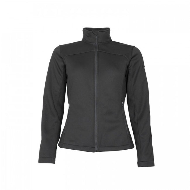 Front - Mark Todd Womens/Ladies Softshell Perforated Jacket