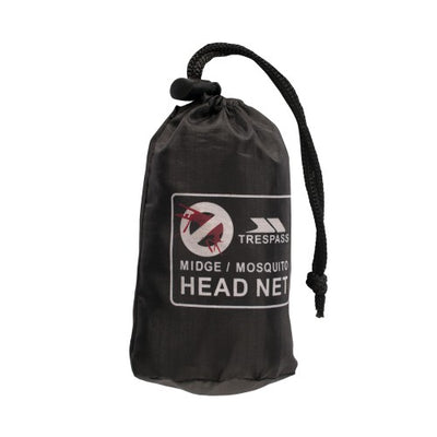 Front - Trespass Midge Head/Face Mosquito/Insect Net