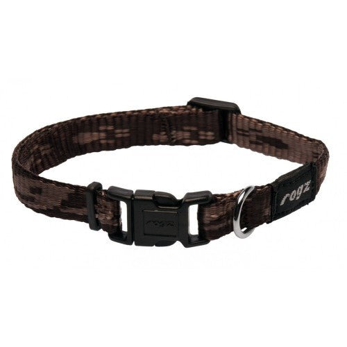 Front - Rogz Alpinist Side Release Adjustable Dog Collar