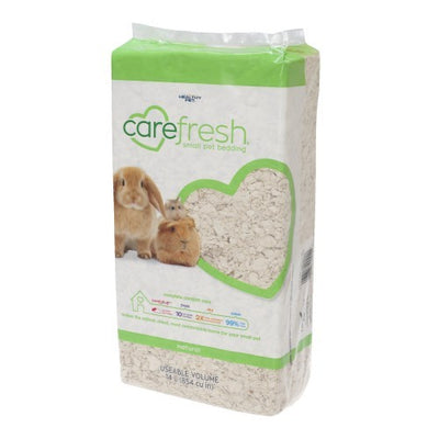 Natural - Front - Healthy Pet Carefresh Natural Pet Bedding (14 Litres)