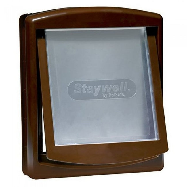 Front - Petsafe Staywell Medium Dog Door And Lock Panel