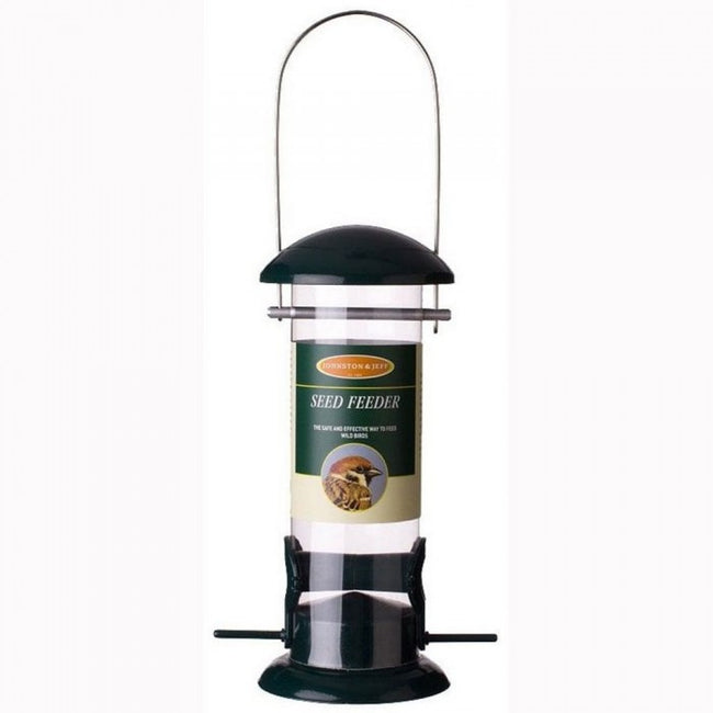 Front - Johnston and Jeff Wild Bird Seed Feeder