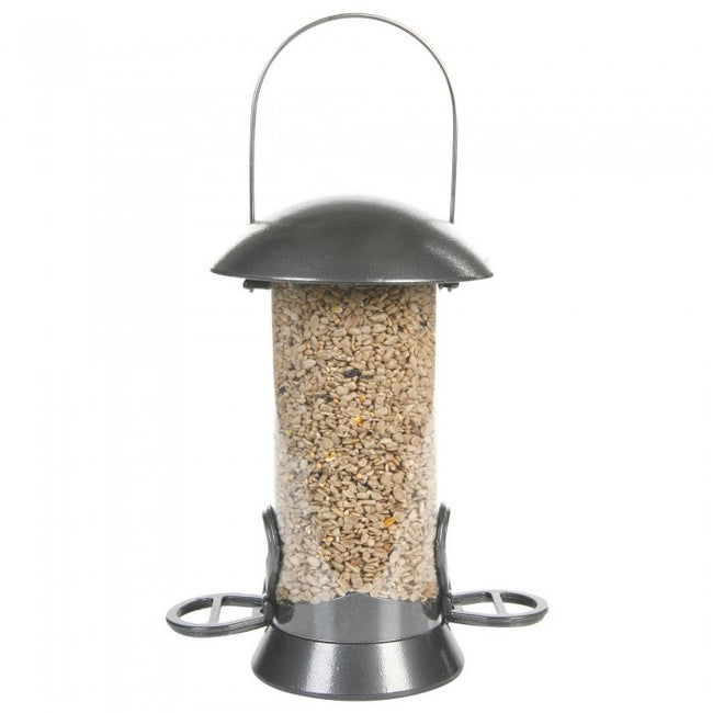 Front - C J Adventurer Metal Small Seed Feeder