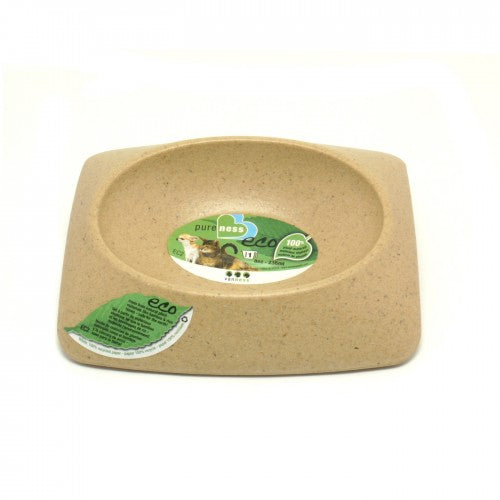 Front - Kennelpak Limited Pureness Eco Natural Pet Dish - ASRTD