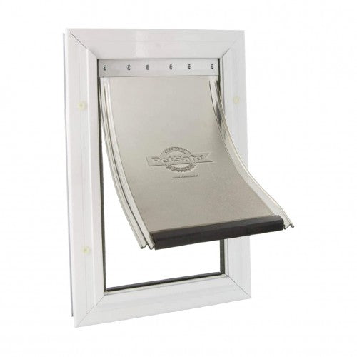 Front - Petsafe Staywell Heavy Duty Aluminium Dog Door