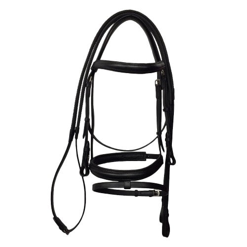 Front - Kincade Leather Flash Bridle II