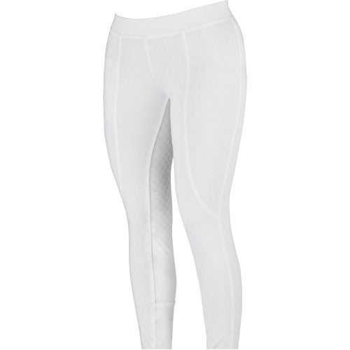Front - Dublin Childrens/Kids Performance Cool-it Gel Riding Tights