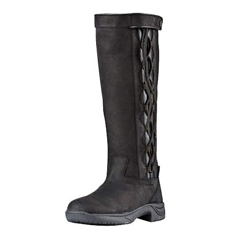 Front - Dublin Adults Unisex Pinnacle Leather Boots II