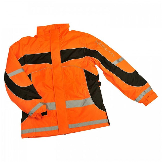 Front - Equisafety Childrens/Kids Winter Aspey Jacket
