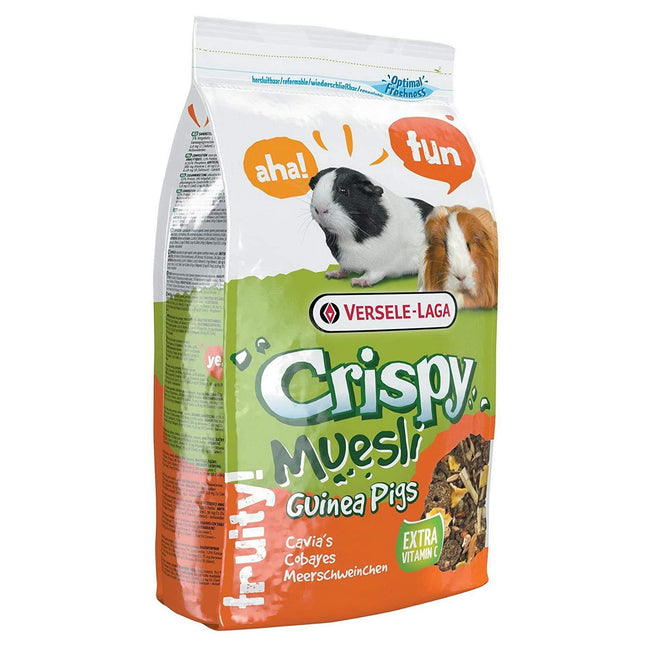 May Vary - Front - Versele Laga Crispy Muesli For Guinea Pigs