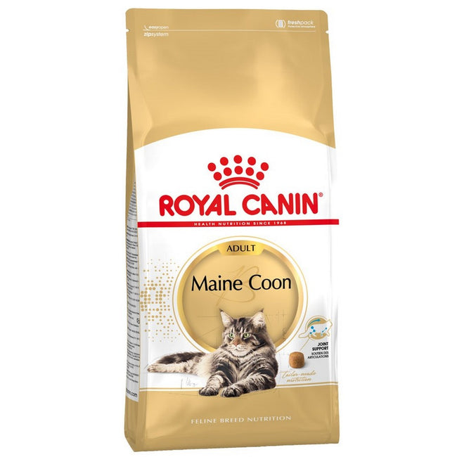 May Vary - Back - Royal Canin Maine Coon Cat Food