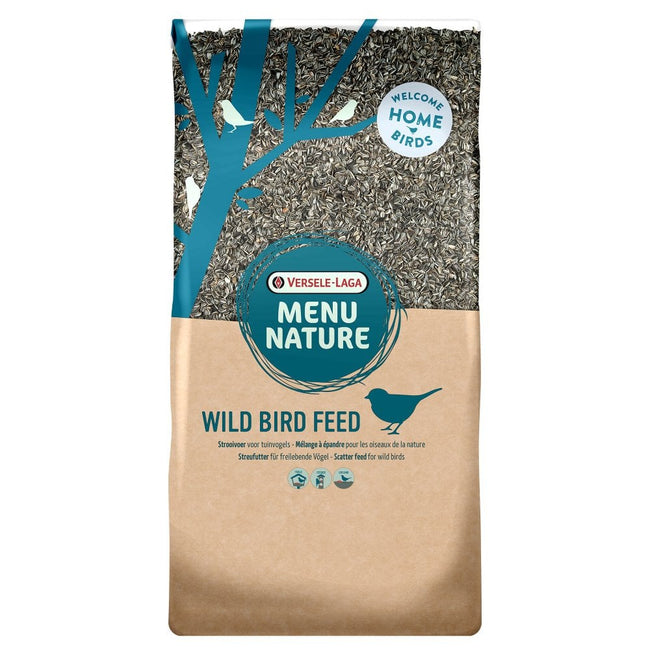 May Vary - Front - Versele Laga Menu Nature Sunflower Seeds