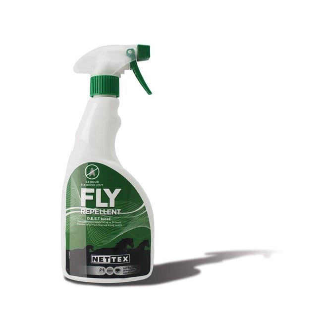 May Vary - Front - Net-Tex Horse Fly Repellent Spray Liquid