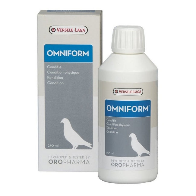 May Vary - Front - Versele Laga Oropharma Omniphorm Pigeon Liquid Supplement