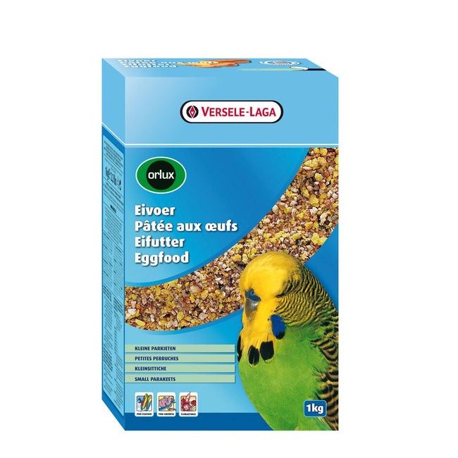 May Vary - Front - Versele Laga Orlux Dry Eggfood for Small Parakeets
