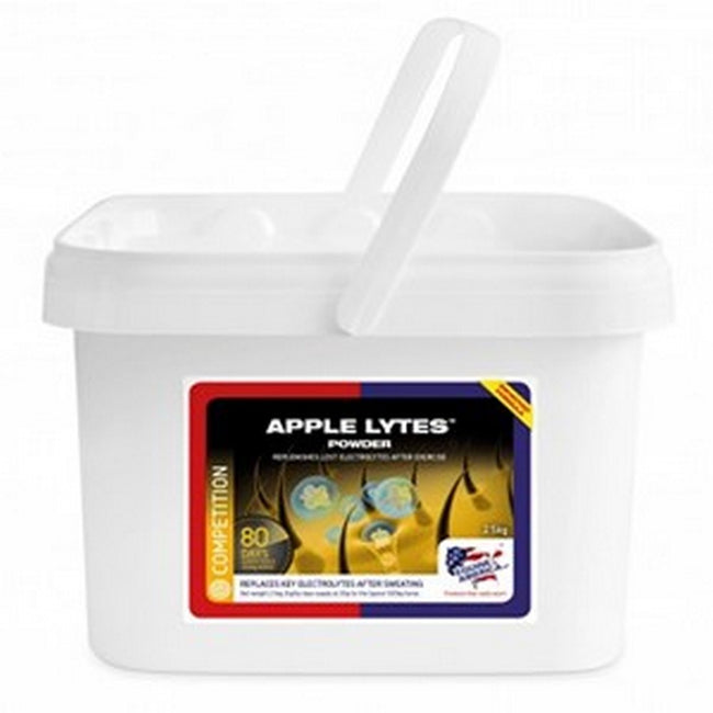 May Vary - Front - Equine America Apple Lytes Horse Supplement