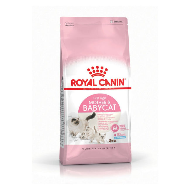 May Vary - Front - Royal Canin Mother & Baby Cat Food