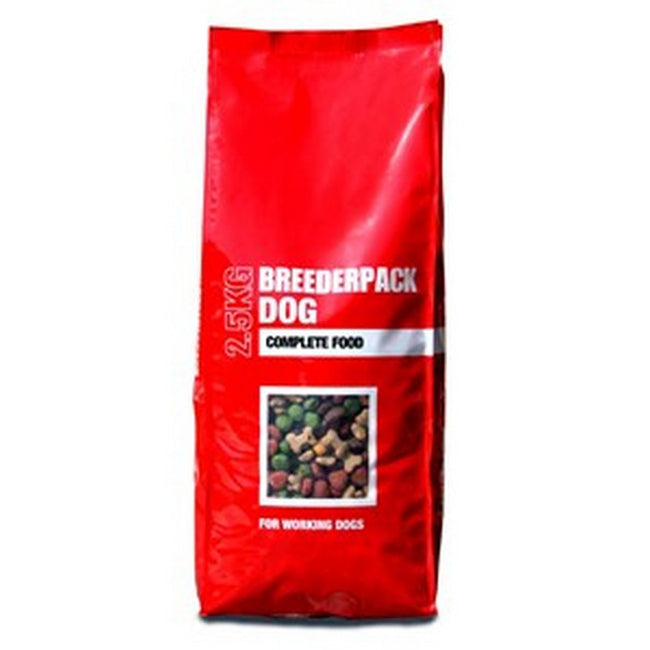 May Vary - Front - Breederpack Complete Working Dog Dry Food