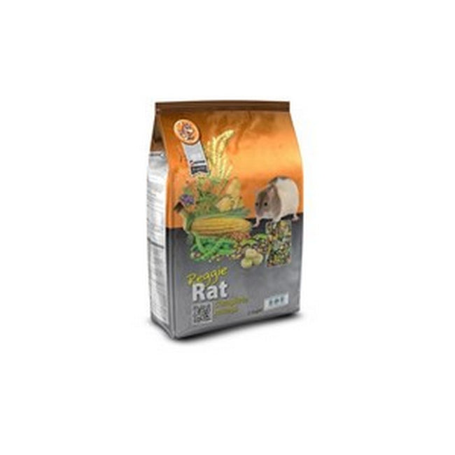 May Vary - Front - Supreme Reggie Rat and Mimi Mouse Dry Food