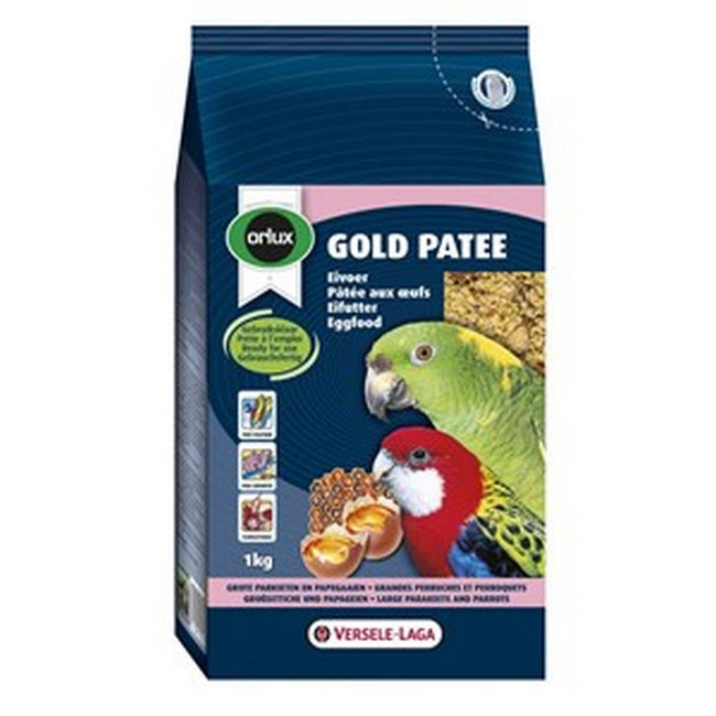 May Vary - Front - Versele-Laga Gold Patee Parakeets & Parrots Food
