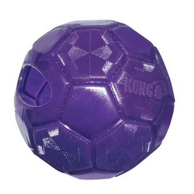 Purple - Front - Kong Flex Ball For Dogs
