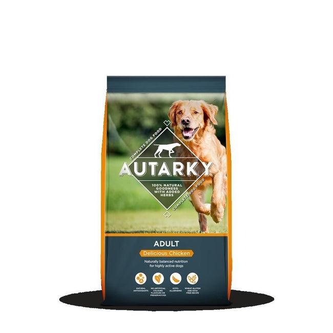 May Vary - Front - Autarky Adult Chicken Dog Food