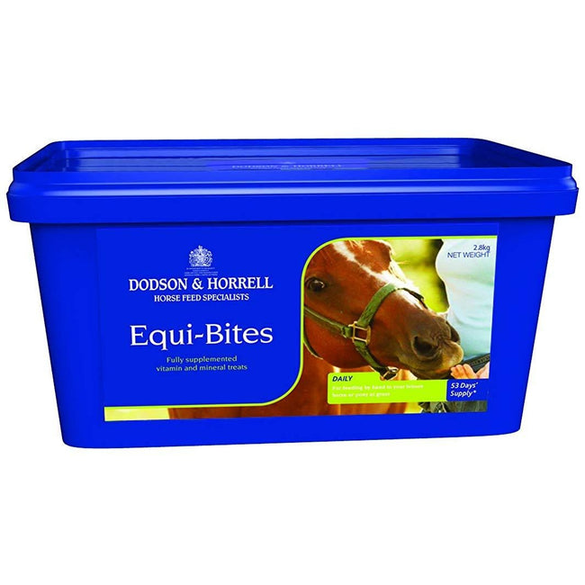 May Vary - Front - Dodson & Horrell Equibites Horse Supplement