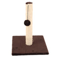 May Vary - Front - Cat N Scratch Playpost & Ball