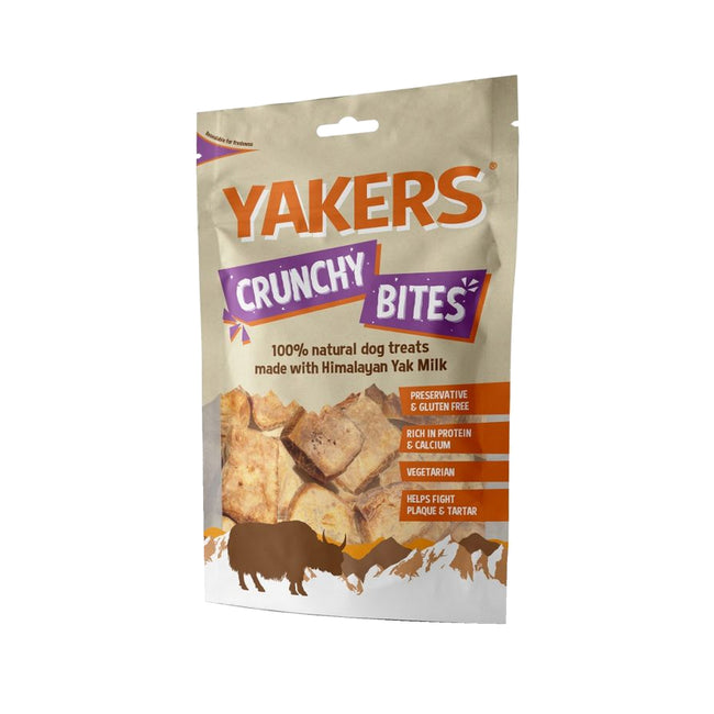 May Vary - Front - Yakers Crunchy Bite Treats