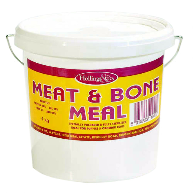 May Vary - Front - Hollings Meat & Bone Meal