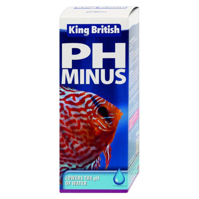 May Vary - Front - King British Liquid PH Minus