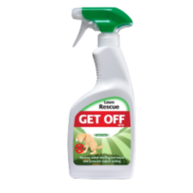 May Vary - Front - Get Off Liquid Lawn Rescue