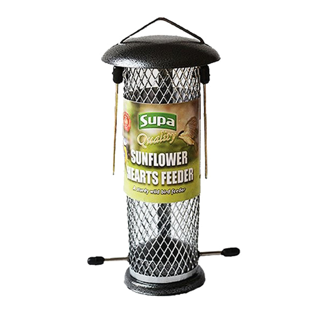 May Vary - Front - Supa Metal Sunflower Hearts Bird Feeder