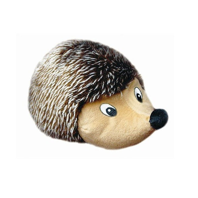 May Vary - Front - Danish Design Harry The Hedgehog Dog Toy