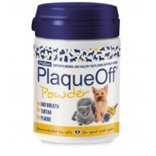 May Vary - Back - ProDen PlaqueOff Animal Pet Breath Powder